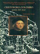 CRISTOFORO COLOMBO GENIO DEL MAR  PAOLO EMILIO TAVIANI