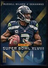 2014 Panini Seattle Seahawks Super Bowl XLVIII Champions - Pick A Player