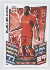2012 2012-13 Topps Match Attax English Premier League #95 Glen Johnson Card