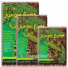 Reptiles Exo Terra Selva tierra sustrato natural estimula terrario de excavación