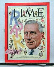 Oct 19, 1953 TIME Magazine- Superintendent Jansen VG