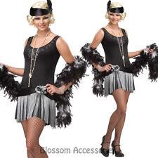 CK605 Boop Boop A Doo 1920s Charleston Flapper Chicago Gatsby Girls 20s Costume