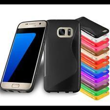 Handy Cover TPU Schutzhülle Für Samsung Silikon Hülle Schale Case S-Line