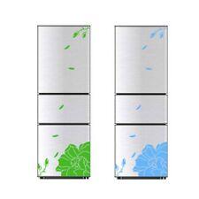 Wall Decoration Art Magnolia Flower Floral Refrigerator Sticker Cabinet Decal