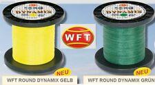 (0,08€/1m) WFT Round Dynamix 300m (0,08-0,35mm zur Auswahl) geflochtene Schnur A