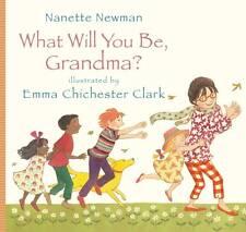 What Will You be Grandma?, Nanette Newman, New Book