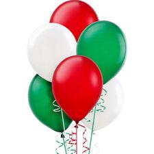 10x-25x-100x 30cm Christmas Decorations Party Balloons | Xmas Balloon Colours