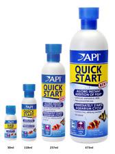 API Quick Start 30ml 118ml 237ml 473ml Zyme Colony Filter Start Live Bacteria