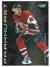 01/02 PARKHURST SILVER PARALLEL Hockey /500 (#1-100) U-Pick from List