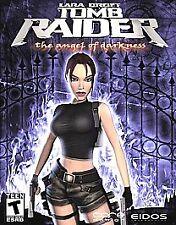 Lara Croft: Tomb Raider -The Angel of Darkness (PC, 2003) Case, Discs No Artwork