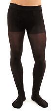 Glamory Microman 100 Men Tights Plus Size 14 to 36 (4XL) Pantyhose Man