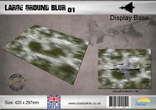 Coastal Kits Large Ground Blur Display Base