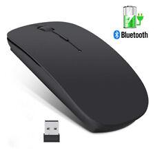 Souris sans fil ordinateur souris Bluetooth souris silencieuse PC souris