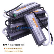 Waterproof LED Driver 12V 24V Lighting Transformers for Outdoor Light 100W 200W