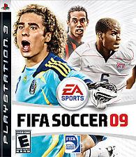 FIFA SOCCER 09: PLAYSTATION 3,  Playstation 3 Video Game
