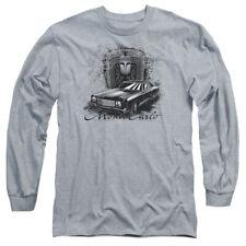 CHEVROLET MONTE CARLO DRAWING T-Shirt Men's Long Sleeve