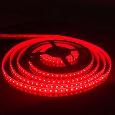 HOT 5M 600leds 120led/m Super Bright 3528 SMD LED Strip Red Waterproof DC 12V