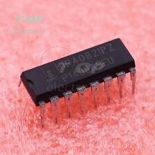 Renesas Electronics HIP4082IBZ Quad Full Bridge MOSFET Power Driver 1.25A 8.5