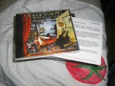 CD pop Indigo Girls swamp Ophelia + press kit Epic