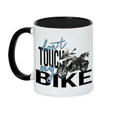 Tasse  DONT TOUCH MY BIKE SCHNABELTIER Motorrad GS Kaffee Siviwonder