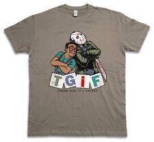 Magnifique II T-shirt Thank god it 's Friday Family Steve Jason Urkel Fun Matters