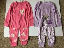 yoU PICK NWT 3 4 GYMBOREE OUTLET KID GIRLS L/S PAJAMAS GYMMIES SET SLEEPWEAR 2PC