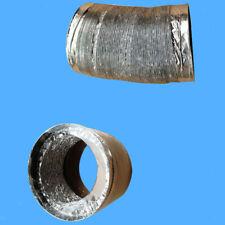Abluftschlauch Adapter Ø 10 cm für Abzugshaube Klimaanlagen Trockner 2,5 m