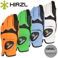 HIRZL TRUST HYBRID PLUS+ MENS KANGAROO LEATHER ULTIMATE GRIP GOLF GLOVE