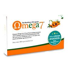 Pharma nord Omega 7 Sea Buckthorn Oil Capsules
