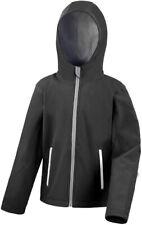 Result Junior TX Performance Hooded Soft Shell Jacket R224J
