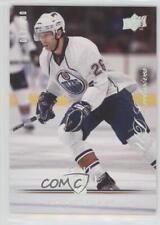 2008-09 Upper Deck UD Exclusives #332 Erik Cole Edmonton Oilers Hockey Card