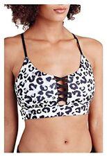 810fc539dd5 item 2 True Religion Women s Reversible Sport Bralette Top in Black Leopard  -True Religion Women s Reversible Sport Bralette Top in Black Leopard