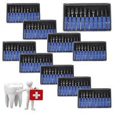 Dental Tungsten Carbide Burs Drill 2.35mm fit Mikro Motor Polishing Handstück