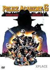 Police Academy 6: Widerstand zwecklos / DVD #8185