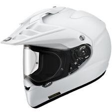 Shoei Hornet  ADV - Gloss White Motorcycle Motorbike Helmet
