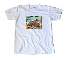 Vintage 24 Hours of Le Mans Decal T-Shirt - Du Mans, Endurance, Rallye, Racing