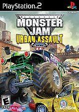Monster Jam: Urban Assault, (PS2)