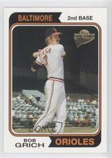 2004 Topps All-Time Fan Favorites #16 Bob Grich Baltimore Orioles Baseball Card