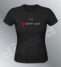 Tee shirt personnalise MT10 S M L XL femme moto MT-10