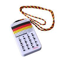 Fan- Maschine mit 16 verschiedenen Fan- Melodien Fußball WM Deutschland 49016
