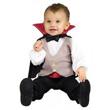 Baby Vampire Costume Dracula Halloween Fancy Dress