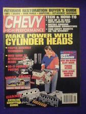 CHEVY HI PERFORMANCE - SUNOCO TRANS AM - June 1996