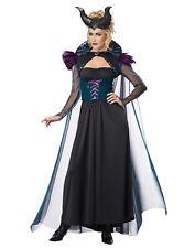 Storybook Sorceress Sexy Villain Vixen Fairytale Women Halloween Costume
