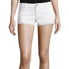 Vanilla Star Crochet-Trim Shorts Size 0 New Msrp $36.00