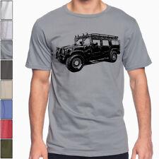 Hummer HUMVEE H1 SOFT Cotton T-Shirt S-XXXL Multi Colors Off Road