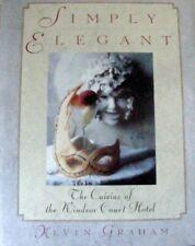 Simply elegant: cuisine of the windsor court Hotel. HB.
