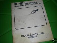 Kawasaki Factory Electronic Fuel Injection Troubleshooting Manual