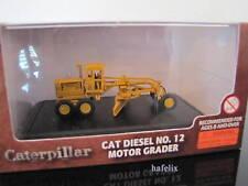 Norscot 55173 CAT Diesel Motor Grader Nr.12 1:87 NeuOVP