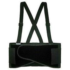 B Heavy Lift Back Support Belt&Waist Brace Adjustable suspenders Multiple Size
