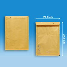 aroFOL® classic mit FSC Papier Luftpolsterversandtaschen Gr.5 (E) - Farbe braun